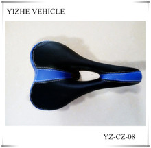 China best cheap color bicycle saddle/Racing seats for sale