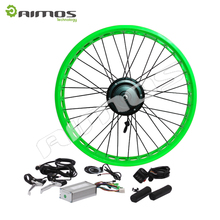 250W DIY strong electric bicycle conversion kits