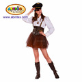 Wind up steampunk costume (16-052) as lady carnaval costumes