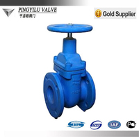 DIN grey iron water cast iron gate valve cad drawing google