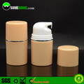 Plastic Cosmetic Airless Pump Cosmetic Bottle with pump 30ml 50ml
