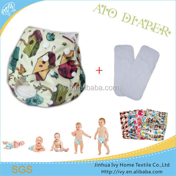 China Products Dispoable Baby Fine Reusable Cloth Wholesale Price Diapers