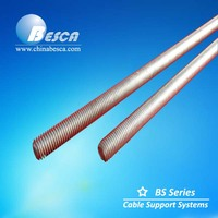 galvanized threaded bar