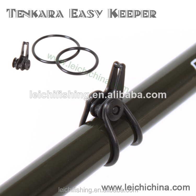 Stock available plastic tenkara hook keeper