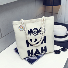 Characteristic Environment-Friendly Large Tote Bag