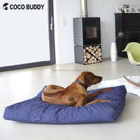 High Quality Super Soft Pet Product Demin Dog Bed Luxury