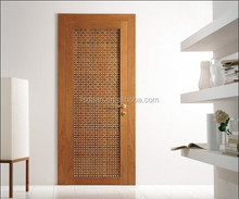 outside opening pine louver doors