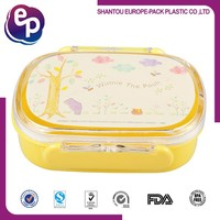 China Wholesale eco friendly lunch box , lunch box , plastic food container box