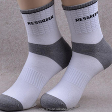 Low MOQ 100% Bamboo Sport Socks Men Socks