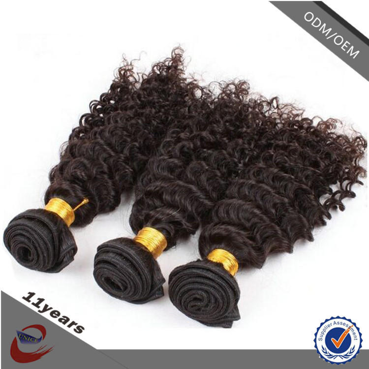 High quality fashion unprocessed beauty elements human hair