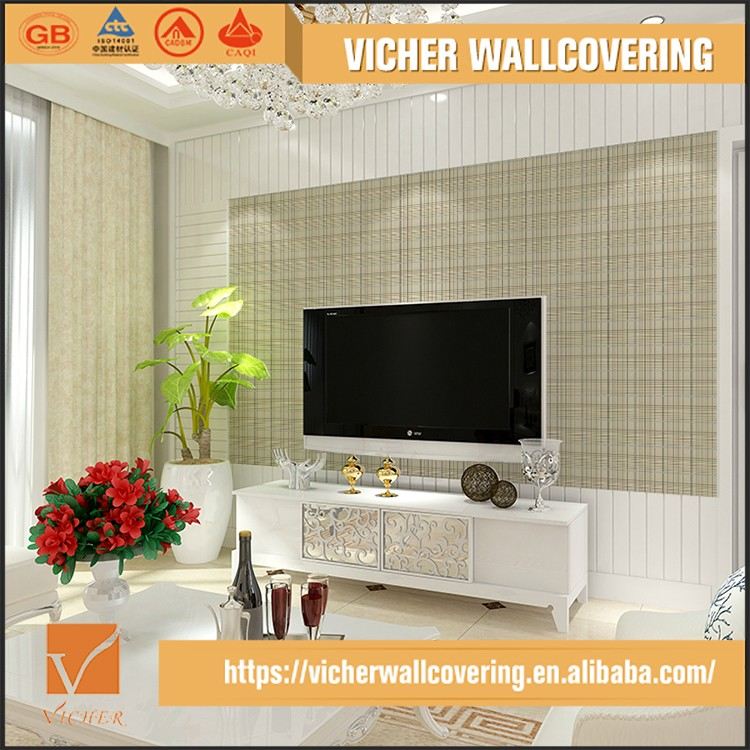 Top Quality Variety Styles Exquisite Design Low Price Pvc Wallpaper For Home Decoration