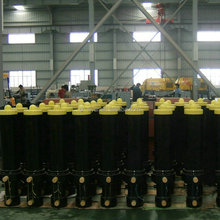 Alibaba export supply cheap wide range of hyva telescopic hydraulic cylinder