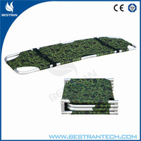 BT-TF012 military folding stretcher for rescue