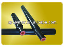 C106 Polyolefin Semi-Conductive/Insulation/Elastomeric insulation Tri-layer Heat Shrinkable tubing
