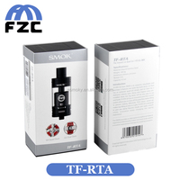 Fuzecheng Wholesale Smoktech Products New Vapor tank 4.5ml Topfill 24.5mm diameter airflow control SMOK TF-RTA G4