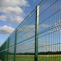Factory Discount Price Welded Wire Fence