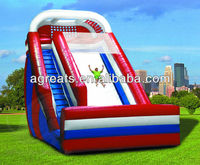 2013 Newly design giant wate slide inflatables on sale G4043