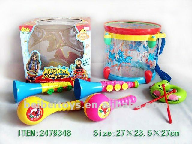 Kids Music Band / Toy Musical Instrument Set
