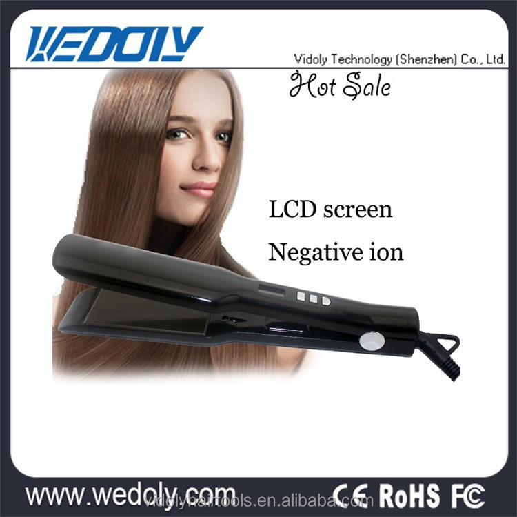 Best Price Professional Hair Tools Ionic Hair Straightener Flat Iron