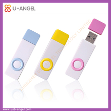 4gb Valentine's Day gift promotional plastic usb drives bulk cheap