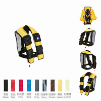 EMS-A411J life jacket inflatable for kids