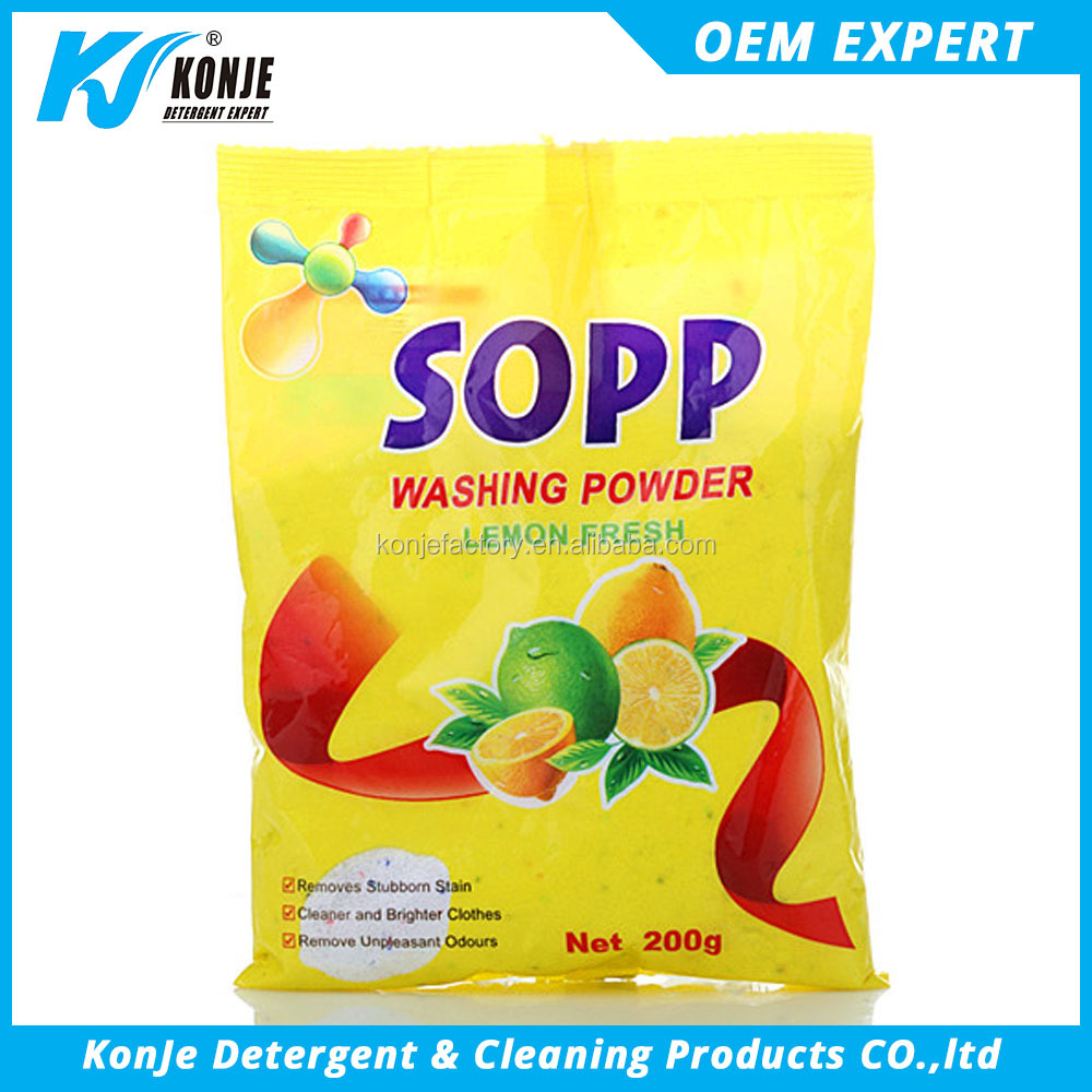 Laundry Detergent Washing Powder with Color Speckles/detergent powder