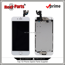 best price chinese mobile oem lcd screen display for iphone 6