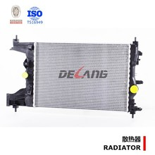 Auto engine radiator manufacturer for opel astra G zafira C Chevrolet cruze 1.6 1.8 2009 MT OE 1300299 DL-B242