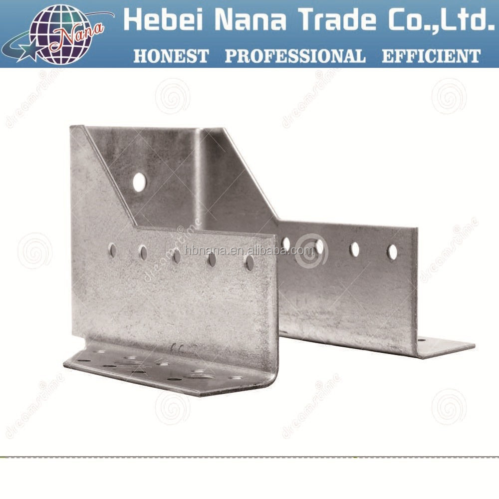 Wood Connector Joist Hanger / metal connecting brackets for wood