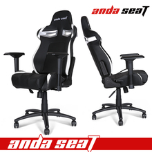 DALANG Hot Sale White Chair Gaming Chair Racing game chair