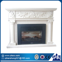 best price fireplace in modern house