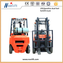 Diesel Engine Power Souce and New Condition Telescopic EPA approved LPG Forklift Trucks with japan engine
