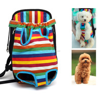 Wholesale Multi Color Front Pet Cat Dog Carrier Backpack Travel bag