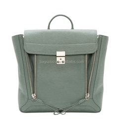 BK4018 Western style fashion high quality PU leather backpack for female