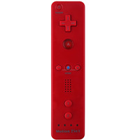 For Wii/ Wii U Red Remote Plus Controller