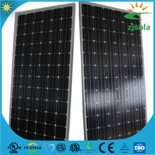 ZJSOLA High Efficiency 5W--300W Grade A soalr panel manufacturer direct cheap solar panel price China