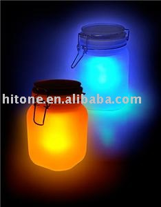Solar LED Sunshine Jar