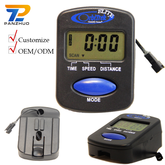 air bike meter accurate measurements treadmill electric pulse counter
