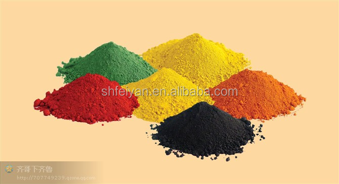 Ferric Oxide Powder Iron Oxide black Construction Chemicals