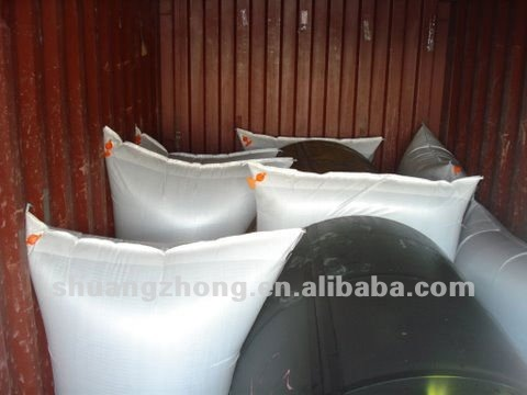 2012 new style white inflatable dunnage bag