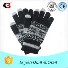 2017 wool warmer finger gloves for touch screen iglove