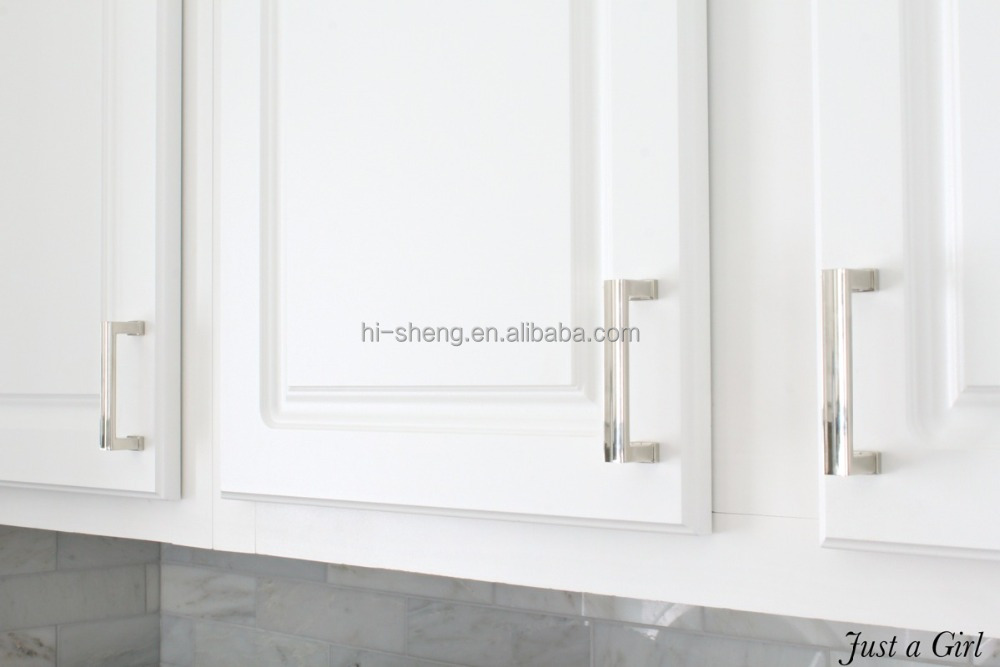 OEM Kitchen Zinc Alloy Cabinet Handle hardware