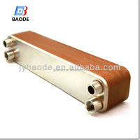 Replace SWEP B5 High Heat Transfer Efficiency Copper Brazed Plate Heat Exchanger Condenser BL14 series