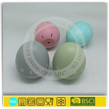 Promotional Novelty stainless steel egg shape kitchen timer