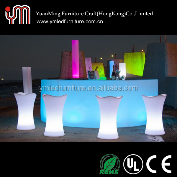 Garden illuminated Led Outdoor Furniture