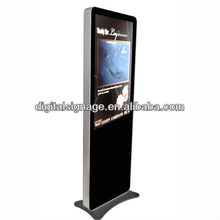 "42"" Totem LCD Modules Screens HD Indoor Network Floor Stand Digital Signage Advertising Players Built-in Templates iPhone Type"