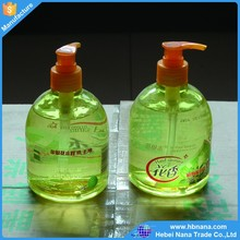 Professional manufactuer ingredients of liquid hand wash