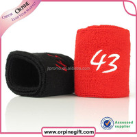 Promotional item customized woven wristbands bracelets for event