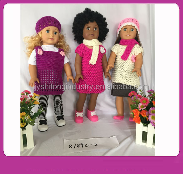 Cute 18 Inch American Girl Dolls, Lovely Soft Body 18 inch Dolls