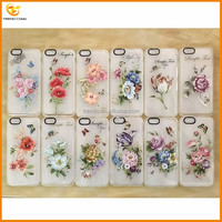 new arrival color printing tpu soft mobile phone cover case for iphone 6 plus